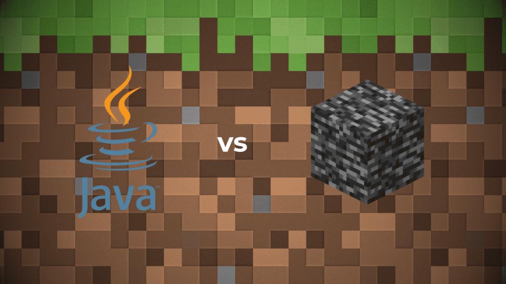 Java vs Bedrock