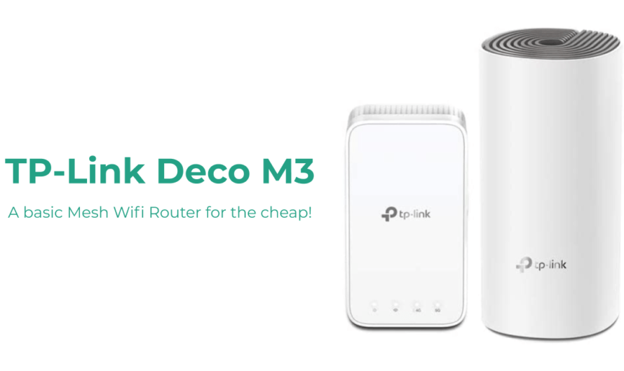 TP-Link Deco: Affordable and Usable!