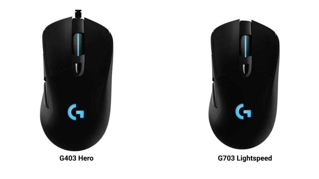 G403 vs G703