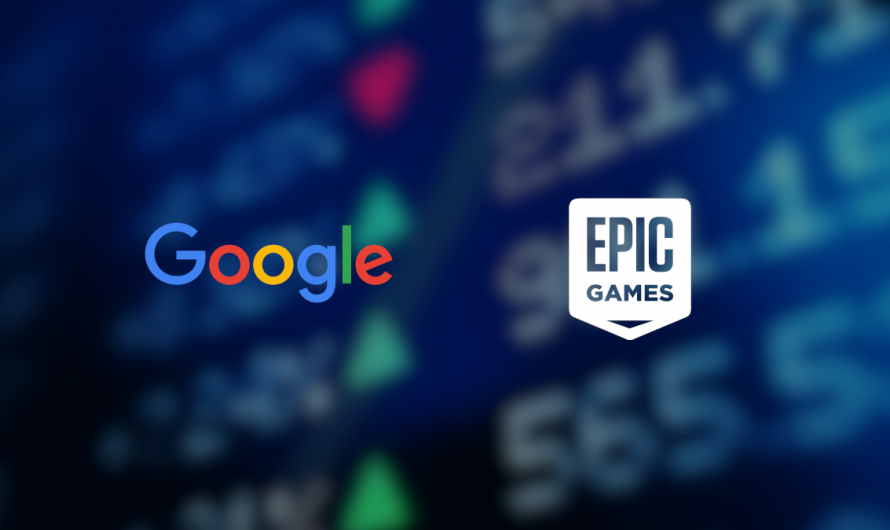 Apparently, Google wanted to buy part of Epic Games